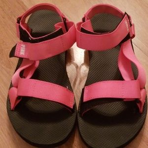 Sandles from Pink size 8